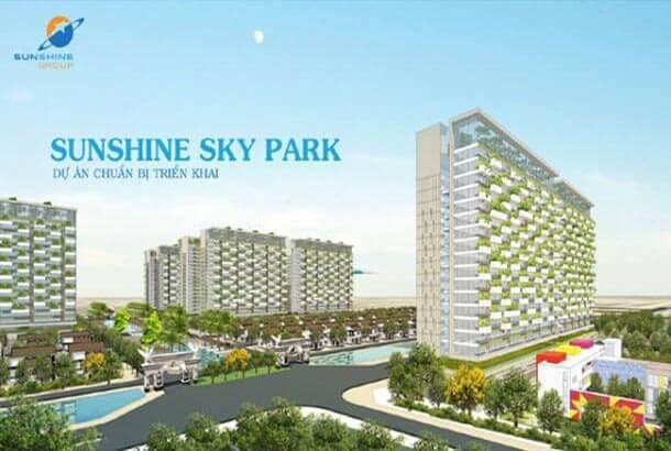 Tổng thể Sunshine Sky Park